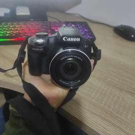 CÁMARA CANON SX 50 HS SEMIPROFESIONAL