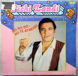 disco vinilo Pichi Landi no no no te atrevas