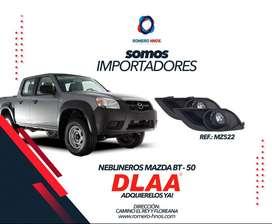 NEBLINEROS PARA TODO TIPO DE AUTO - MARCA DLAA - MAZDA,NISSAN,TOYOTA,KIA,HYUNDAI,SUZUKI,VOLKSWAGEN- SOMOS IMPORTADORES
