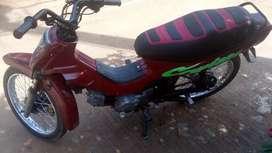 Motocicleta Crypton
