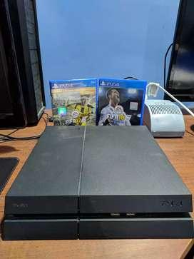 PS4 500GB 2 Juegos
