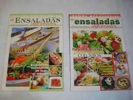 Revista ensaladas fasciculo 1 y 2