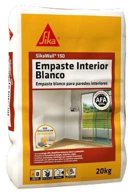 Empaste Para Interior Blanco