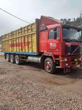 camion volvo f10