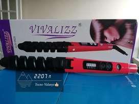 RIZADOR VIVALIZZ  JJV~0925 CON GRADUACION DE TEMPERATURA 200° max