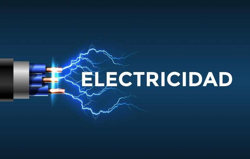 BUSCO EMPLEO Y OFREXCO MIS SERVICIOS COMO ELECTRICISTA 0