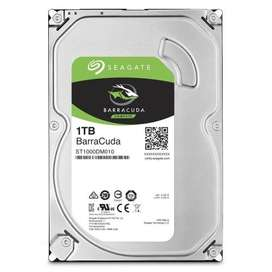Disco Duro Interno Seagate Barracud 3.5 1tb Sata 6.0 7200rpm