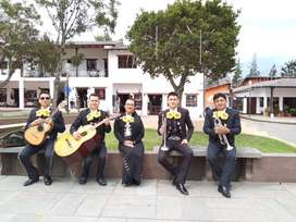 Mariachis en Quito norte Colon