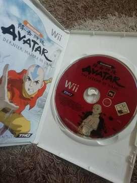 Juego Nintendo Wii Avatar Coleccionista