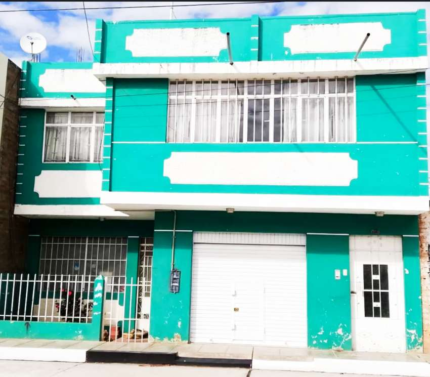 Se ALQUILA DEPARTAMENTO, en 2do piso, 55m, El Tambo, Huancayo, Junín, Perú 0