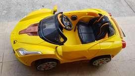 Ferrari montable electrico a bateria recargable