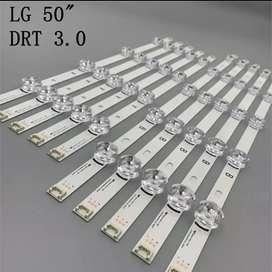 Tiras led LG 50LB650 / 50LB580