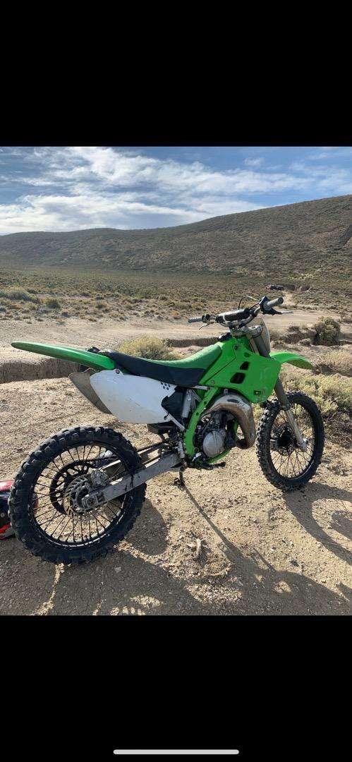 Kawasaki kx 125 0