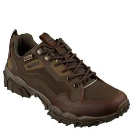 Zapato Hiking Brahma Ix3181- Zapatos Impermeable Waterproof