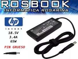 Cargador para notebook y netbook HP DELL EUROCASE NOBLEX ACER TOSHIBA BGH Exo CX BANGHO MAC segunda mano  Rosario, Santa Fe