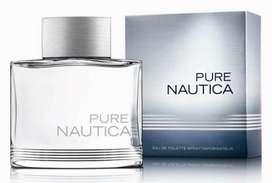 Perfume Pure de Nautica para Caballero 100ml ORIGINAL