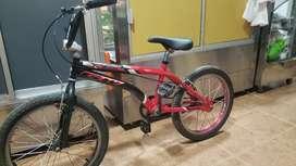 Bicicleta  cros gw