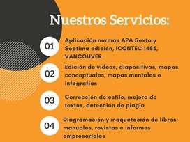 Edición APA e ICONTEC