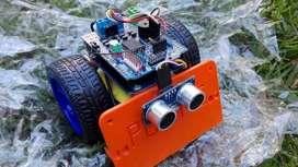 Robot / Proyecto Construído/ Arduino Uno / Móvil