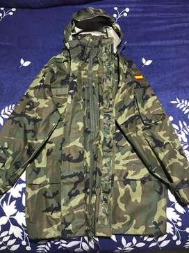 Abrigo Chaqueta militar
