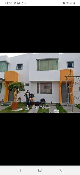 Pintor de Casas y Departamentos y Edificios