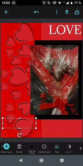Bombones para San Valentín!!