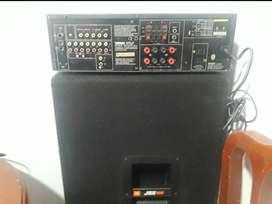 Amplificador yamaha negociable