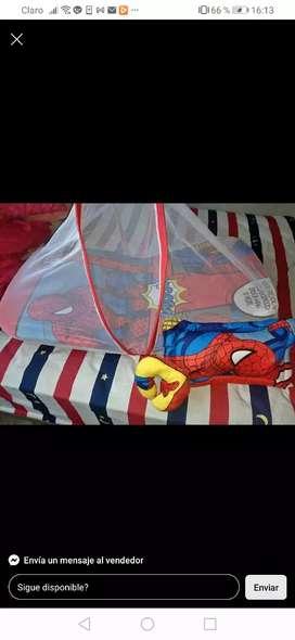 Vendo Mosquitero De Spiderman