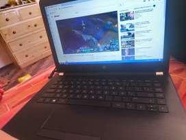 Laptop HP leer descripción