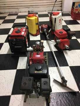 Venta de equipos para uso agrícola e industrial