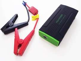 Arrancador Cargador De Bateria Portatil Auto - Moto - Lancha