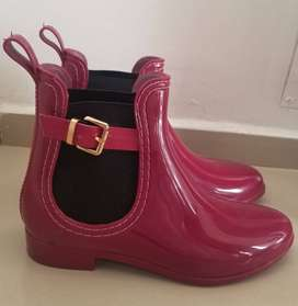 Botas de lluvia Mujer Talle 39