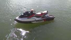 Moto de agua - Jet ski - seadoo