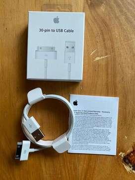 Cables originales #apple