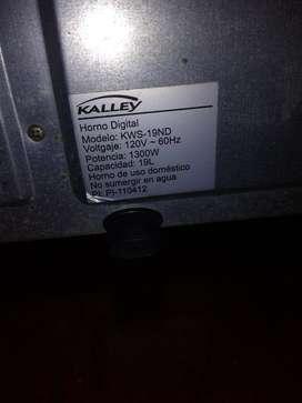 Horno Kalley Digital como Nuevo 10/10