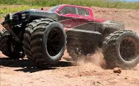 Espectacular Carro RC Camioneta Monster Truck DUKONO. Tracción en las 4 ruedas, a prueba de agua, envíos.