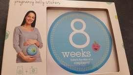 Stickers de Embarazo