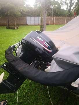 Vendo motor parsun 40 hp