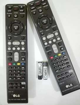 Nuevo Control Remoto Lg Reproductor Blu-ray Home Theater