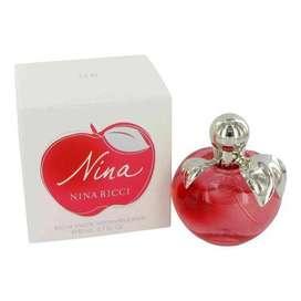 Loción-Perfume Nina Ricci Nina