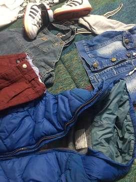 Lote de ropa niño 2 años usada