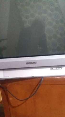 "Tv Sony 28"" CRT"