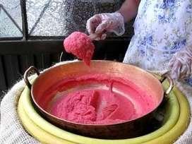 Batidor de helados de paila