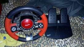volante para ps2, ps3 y pc