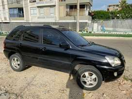 Camionte Kia Sportage Bodycolor, 4X4, Automatica, Sunroof,  2 Airbag