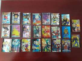 Art 249  Cartas Dragon Ball Z GT Stikers