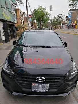 Hyundai Verna año 2020 como nuevo