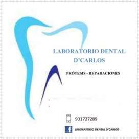 Laboratorio Dental D'Carlos