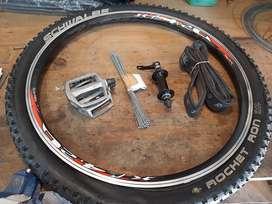 Kit rueda delantera rodado 26