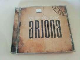Ricardo Arjona CD Original Quién dijo ayer